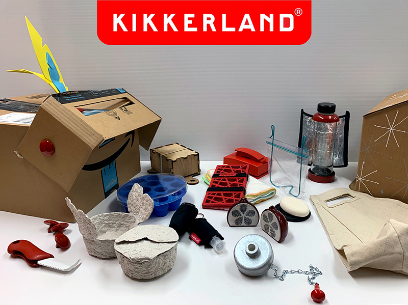 Kikkerland Prototypes