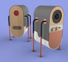 Jared Baltzell - Speaker Design
