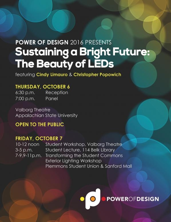 Power of Design Poster