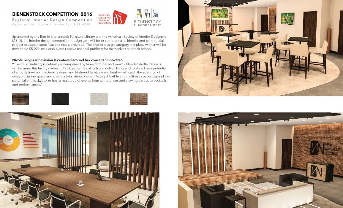 Interior Design Department of Applied Design