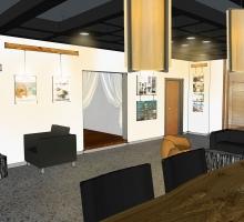First year Studio Lobby Transformation