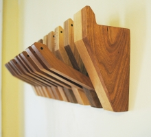 Kelly Romig - Coat Rack