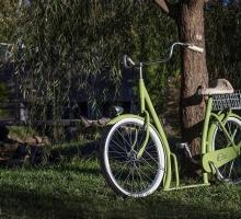 Martha Stewart Push Bike Environment Image